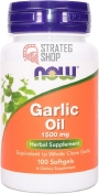 Now Garlic Oil 1500 мг 100 капсул