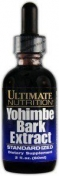 Ultimate Nutrition Yohimbe Bark Extract 60 мл