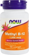 Now Methyl B-12 1000 мкг 100 пастилок