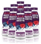 Scitec Nutrition Protein Smoothie Голубика-малина 330 мл