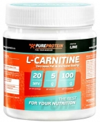 PureProtein L-Carnitine 100 г
