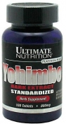 Ultimate Nutrition Yohimbe Bark Extract 800 мг 100 таблеток