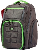 Six Pack Fitness Expedition Backpack 500 Grey/Green (серый/зеленый)