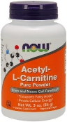 Now Acetyl L-Carnitine Pure Powder 85 г