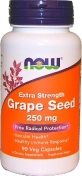 Now Grape Seed Extract 250 мг 90 капсул