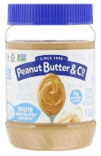 Peanut Butter & Co Peanut Butter White Chocolate Wonderful 454 г Арахисовая паста с белым шоколадом