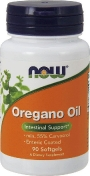 Now Oregano Oil 90 гелевых капсул