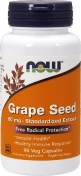 Now Grape Seed 60 мг 90 капсул