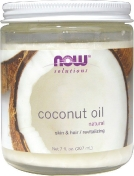 Now Coconut Oil Natural 207 мл