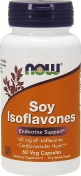 Now Soy Isoflavones 60 капсул