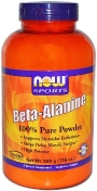 Now Beta-Alanine 500 г