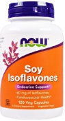 Now Soy Isoflavones 60 мг 120 капсул