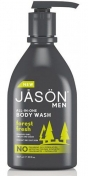 Jason Natural Men All-In-One Body Wash Forest Fresh 887 мл