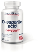 Be First D-Aspartic Acid Capsules 120 капсул