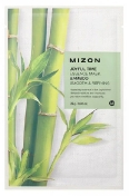 Mizon Joyful Time Essence Mask Bamboo 23 г Тканевая маска для лица с экстрактом бамбука