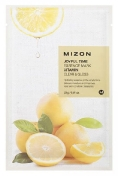 Mizon Joyful Time Essence Mask Vitamin C 23 г Тканевая маска для лица с витамином С