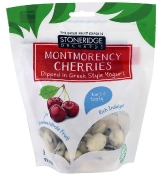 Stoneridge Orchards Montmorency Cherries Dipped in Greek Style Yogurt 142 г Сушеная вишня в греческом йогурте