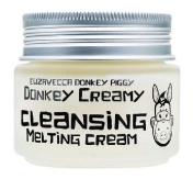 Elizavecca Donkey Creamy Cleansing Melting Cream 100 г Крем для снятия макияжа