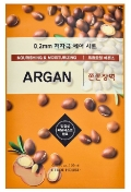 Etude House 0.2 Therapy Air Mask Argan Nourishing & Moisturizing 20 мл Маска тканевая с маслом арганы