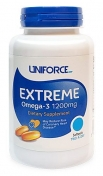 Uniforce Extreme Omega-3 1200 мг 90 гелевых капсул