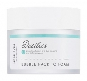 Missha Near Skin Dustless Bubble Pack To Foam 90 г Очищающая маска для лица