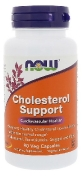 Now Cholesterol Support 90 капсул