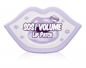 Berrisom Sos Oops Volume Lip Patch - 30 Pcs Маска-патч для губ