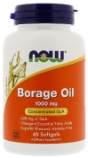 Now Borage Oil 1000 mg 60 капсул